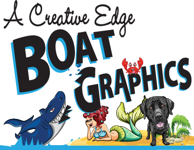 A Creative Edge Boat Graphics