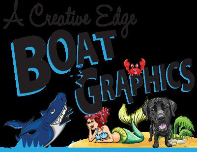 A Creative Edge Boat Graphics